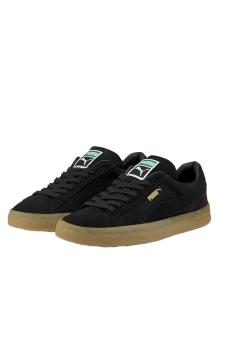 Sneakers Suede Crepe