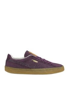 Sneakers Suede Crepe SC