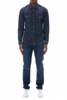 ROY ROGER  S CAMICIA JEANS