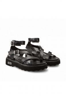 Cult ZIGGY 3288 Sandal w Croco