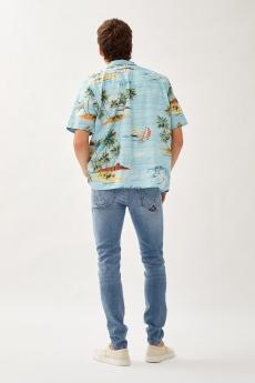 Roy Roger  s Jeans 317 Lambrusco