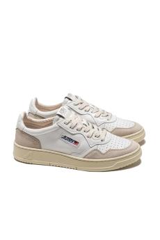 Sneakers MEDALIST LOW IN PELLE E SUEDE