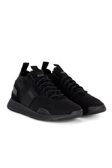 Sneakers in maglia REPREVE