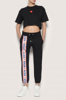 Pantalone in Jersey