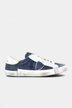 Philippe Model Sneakers Prlu Daim Jeans