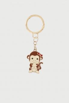Liu Jo Portachiavi con Scimmia