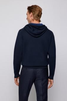 Maglione con cappuccio NEPTUNE
