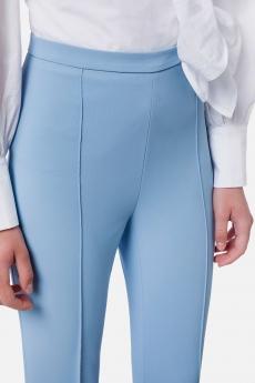 Pantalone stretch a zampa