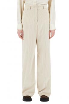 Pantaloni in velluto GHIGLIA
